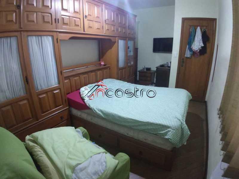 Ncastro10 - Casa Rua Doutor Manuel Marreiros,Bancários,Rio de Janeiro,RJ À Venda,3 Quartos - M2123 - 10