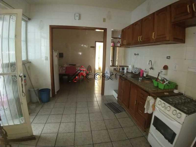 Ncastro15 - Casa Rua Doutor Manuel Marreiros,Bancários,Rio de Janeiro,RJ À Venda,3 Quartos - M2123 - 16