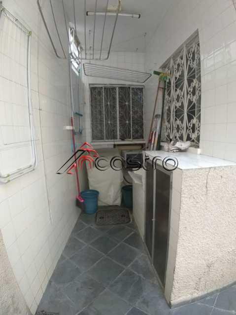 Ncastro18 - Casa Rua Doutor Manuel Marreiros,Bancários,Rio de Janeiro,RJ À Venda,3 Quartos - M2123 - 19