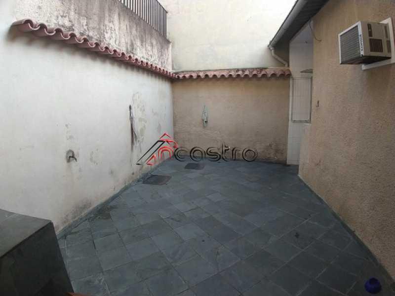 Ncastro19 3 - Casa Rua Doutor Manuel Marreiros,Bancários,Rio de Janeiro,RJ À Venda,3 Quartos - M2123 - 20