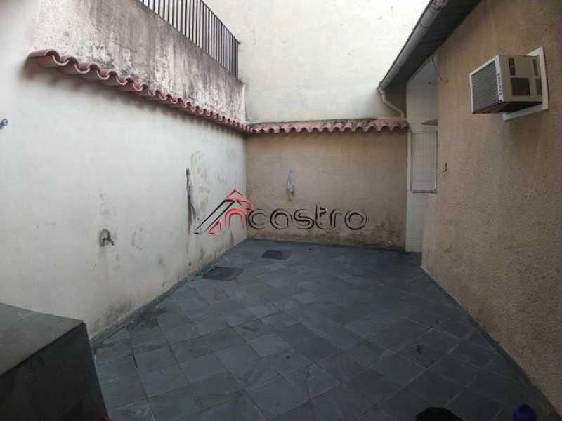 Ncastro20 2 - Casa Rua Doutor Manuel Marreiros,Bancários,Rio de Janeiro,RJ À Venda,3 Quartos - M2123 - 21