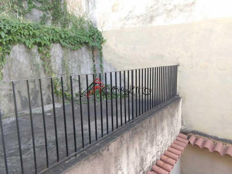 Ncastro25 - Casa Rua Doutor Manuel Marreiros,Bancários,Rio de Janeiro,RJ À Venda,3 Quartos - M2123 - 25