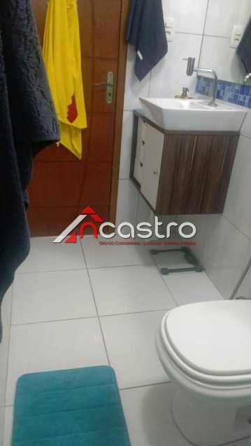 NCastro 2 - Apartamento à venda Avenida Monsenhor Félix,Irajá, Rio de Janeiro - R$ 250.000 - 2180 - 20