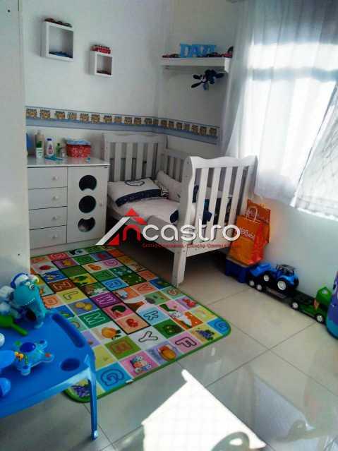 NCastro 4 - Apartamento à venda Avenida Monsenhor Félix,Irajá, Rio de Janeiro - R$ 250.000 - 2180 - 10