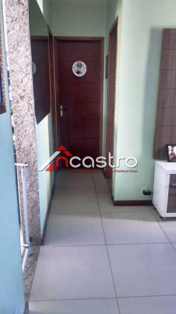 NCastro 6 - Apartamento à venda Avenida Monsenhor Félix,Irajá, Rio de Janeiro - R$ 250.000 - 2180 - 21
