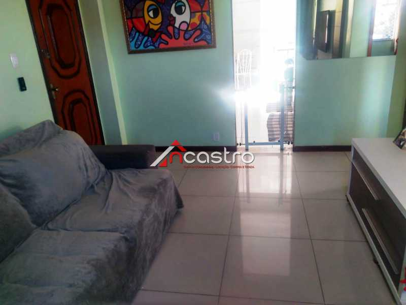 NCastro 8 - Apartamento à venda Avenida Monsenhor Félix,Irajá, Rio de Janeiro - R$ 250.000 - 2180 - 7