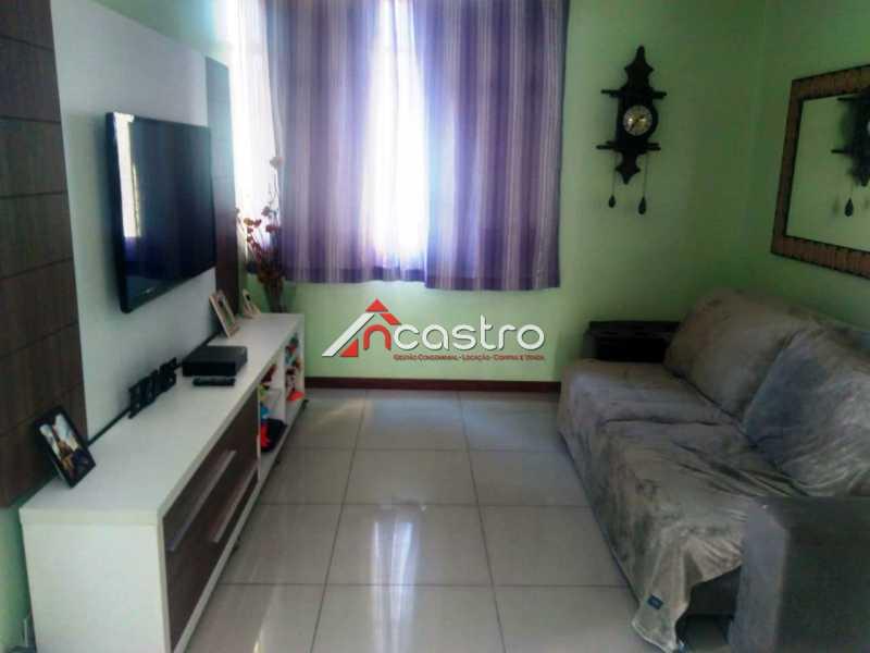 NCastro 10 - Apartamento à venda Avenida Monsenhor Félix,Irajá, Rio de Janeiro - R$ 250.000 - 2180 - 3