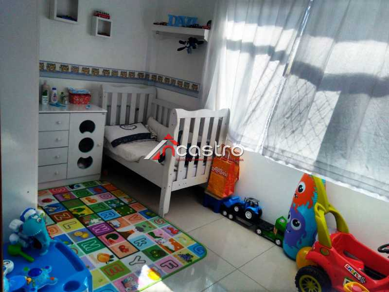 NCastro 15 - Apartamento à venda Avenida Monsenhor Félix,Irajá, Rio de Janeiro - R$ 250.000 - 2180 - 11
