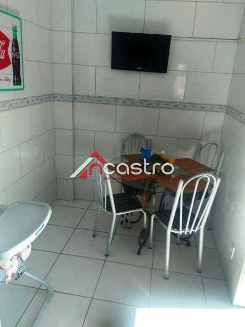 NCastro 16 - Apartamento à venda Avenida Monsenhor Félix,Irajá, Rio de Janeiro - R$ 250.000 - 2180 - 16