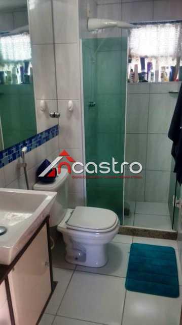 NCastro 17 - Apartamento à venda Avenida Monsenhor Félix,Irajá, Rio de Janeiro - R$ 250.000 - 2180 - 18