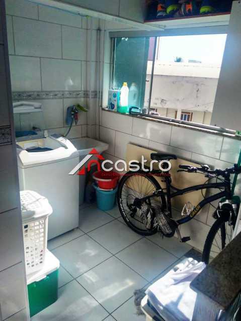 NCastro 19 - Apartamento à venda Avenida Monsenhor Félix,Irajá, Rio de Janeiro - R$ 250.000 - 2180 - 17