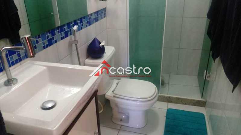 NCastro 20 - Apartamento à venda Avenida Monsenhor Félix,Irajá, Rio de Janeiro - R$ 250.000 - 2180 - 19