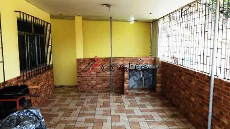 NCastro01. - Apartamento à venda Rua Piancó,Bonsucesso, Rio de Janeiro - R$ 250.000 - M2100 - 1