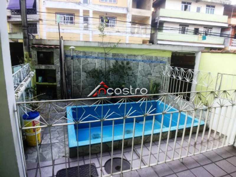 ncastro040 - Casa à venda Rua Estremadura,Irajá, Rio de Janeiro - R$ 380.000 - M2127 - 21
