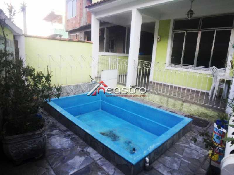 ncastro042 - Casa à venda Rua Estremadura,Irajá, Rio de Janeiro - R$ 380.000 - M2127 - 18