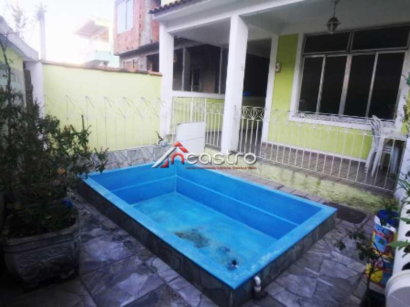 ncastro043 - Casa à venda Rua Estremadura,Irajá, Rio de Janeiro - R$ 380.000 - M2127 - 1