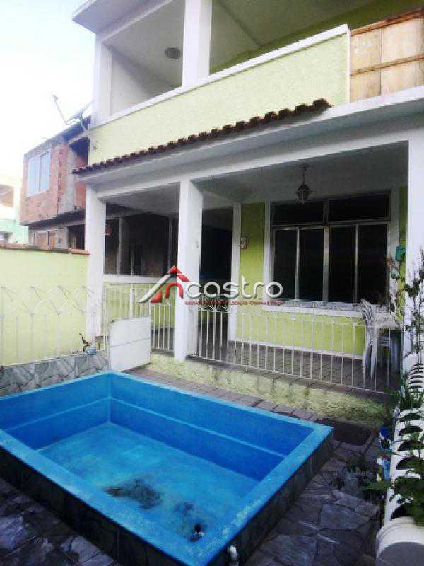 ncastro044 - Casa à venda Rua Estremadura,Irajá, Rio de Janeiro - R$ 380.000 - M2127 - 3