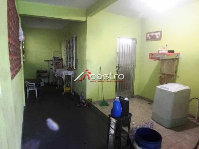 ncastro052 - Casa à venda Rua Estremadura,Irajá, Rio de Janeiro - R$ 380.000 - M2127 - 14