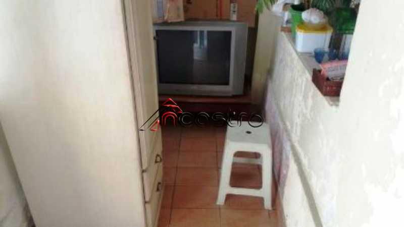NCastro01. - Casa Rua Cesário Machado,Quintino Bocaiúva,Rio de Janeiro,RJ À Venda,1 Quarto,45m² - M2077 - 7