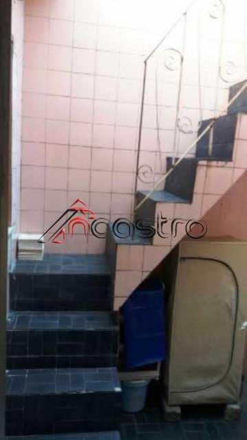 NCastro03. - Casa Rua Cesário Machado,Quintino Bocaiúva,Rio de Janeiro,RJ À Venda,1 Quarto,45m² - M2077 - 8