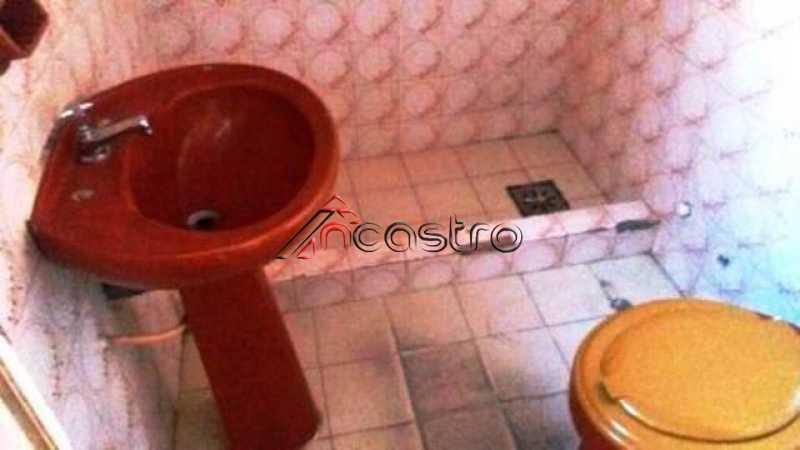 NCastro04. - Casa Rua Cesário Machado,Quintino Bocaiúva,Rio de Janeiro,RJ À Venda,1 Quarto,45m² - M2077 - 9