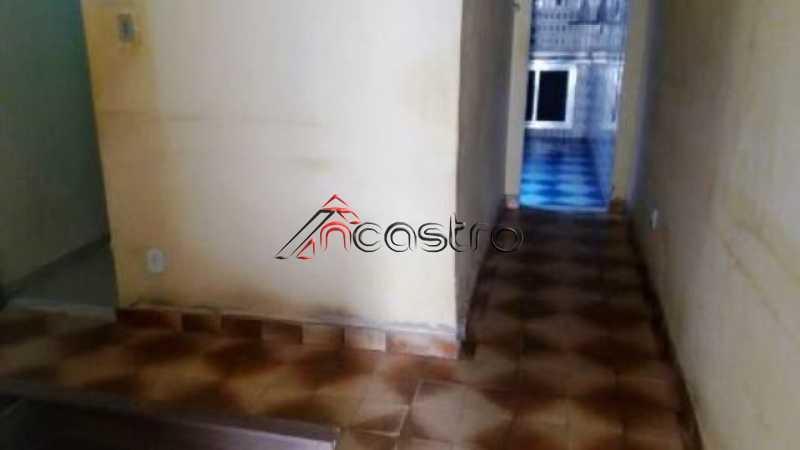 NCastro05. - Casa Rua Cesário Machado,Quintino Bocaiúva,Rio de Janeiro,RJ À Venda,1 Quarto,45m² - M2077 - 4