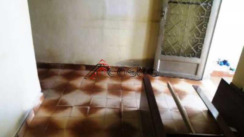 NCastro06. - Casa Rua Cesário Machado,Quintino Bocaiúva,Rio de Janeiro,RJ À Venda,1 Quarto,45m² - M2077 - 3