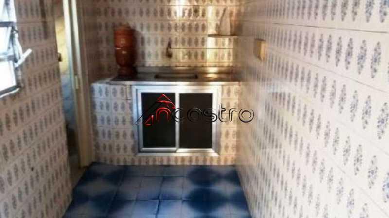 NCastro09. - Casa Rua Cesário Machado,Quintino Bocaiúva,Rio de Janeiro,RJ À Venda,1 Quarto,45m² - M2077 - 11