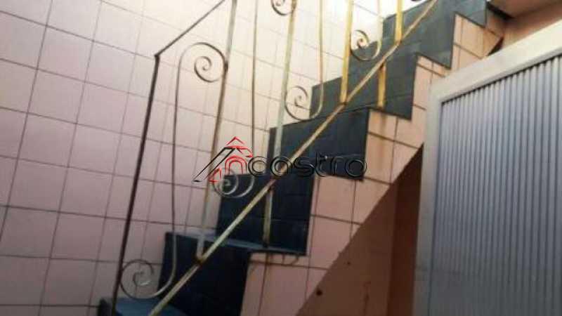 NCastro10. - Casa Rua Cesário Machado,Quintino Bocaiúva,Rio de Janeiro,RJ À Venda,1 Quarto,45m² - M2077 - 12