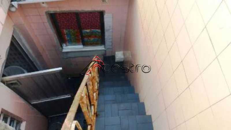 NCastro11. - Casa Rua Cesário Machado,Quintino Bocaiúva,Rio de Janeiro,RJ À Venda,1 Quarto,45m² - M2077 - 13