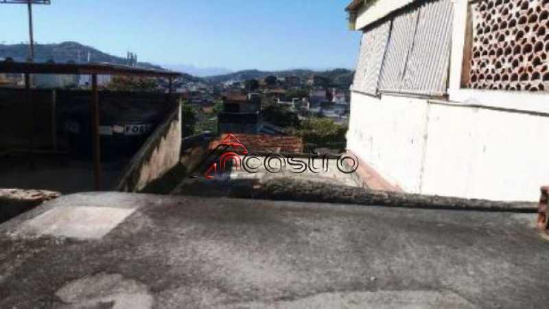 NCastro13. - Casa Rua Cesário Machado,Quintino Bocaiúva,Rio de Janeiro,RJ À Venda,1 Quarto,45m² - M2077 - 14