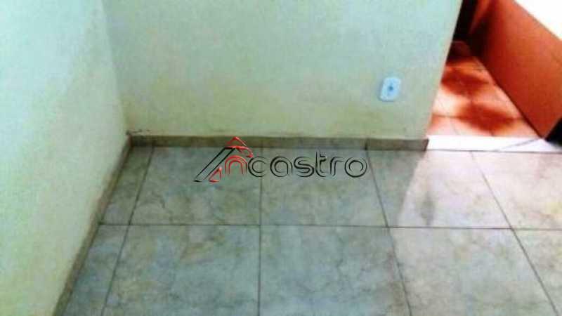 NCastro15. - Casa Rua Cesário Machado,Quintino Bocaiúva,Rio de Janeiro,RJ À Venda,1 Quarto,45m² - M2077 - 16
