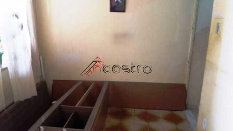 NCastro16. - Casa Rua Cesário Machado,Quintino Bocaiúva,Rio de Janeiro,RJ À Venda,1 Quarto,45m² - M2077 - 17