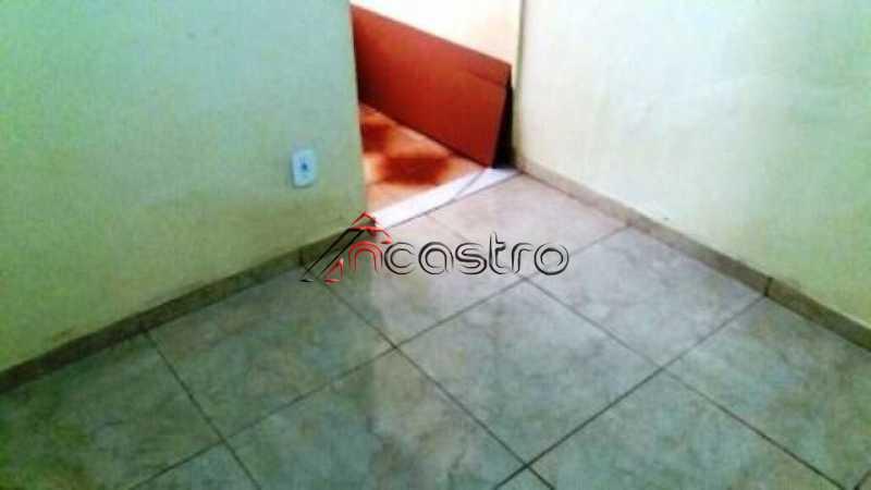 NCastro17. - Casa Rua Cesário Machado,Quintino Bocaiúva,Rio de Janeiro,RJ À Venda,1 Quarto,45m² - M2077 - 18