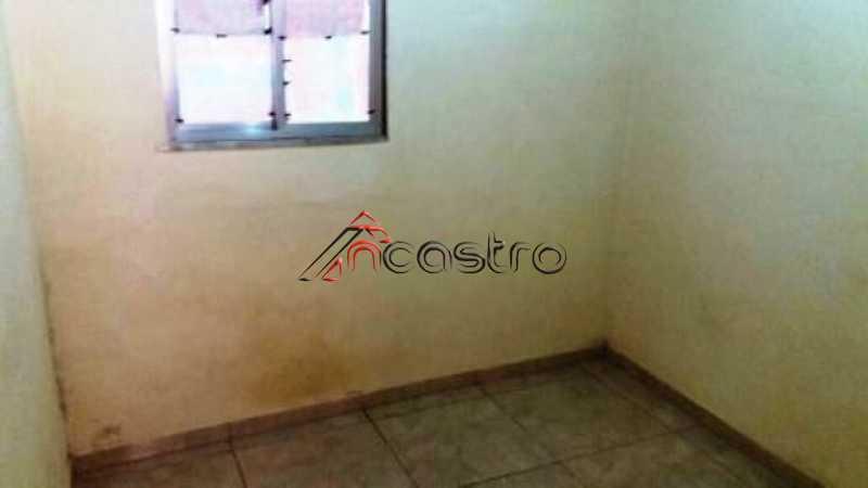 NCastro18. - Casa Rua Cesário Machado,Quintino Bocaiúva,Rio de Janeiro,RJ À Venda,1 Quarto,45m² - M2077 - 19