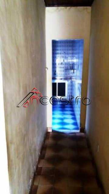 NCastro19. - Casa Rua Cesário Machado,Quintino Bocaiúva,Rio de Janeiro,RJ À Venda,1 Quarto,45m² - M2077 - 20
