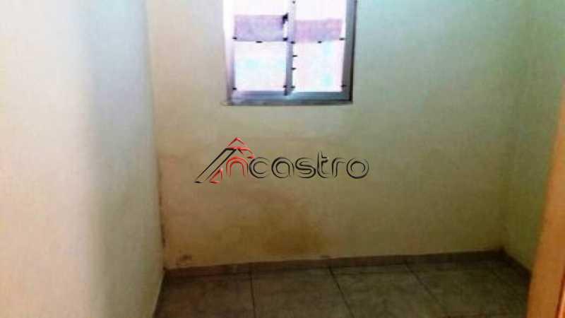 NCastro20. - Casa Rua Cesário Machado,Quintino Bocaiúva,Rio de Janeiro,RJ À Venda,1 Quarto,45m² - M2077 - 21
