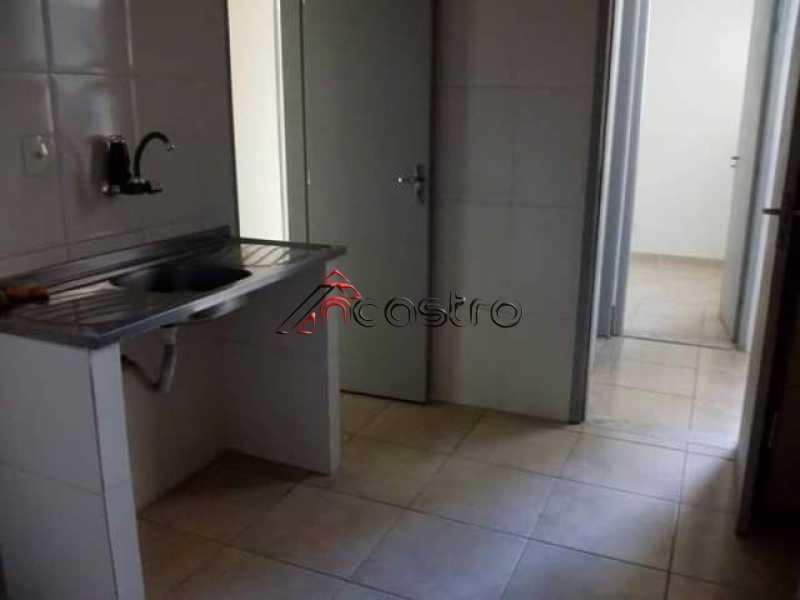 Ncastro01. - Apartamento à venda Estrada do Engenho da Pedra,Ramos, Rio de Janeiro - R$ 235.000 - 2173 - 9