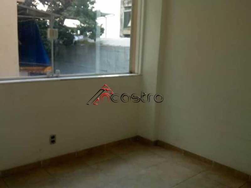 Ncastro04. - Apartamento à venda Estrada do Engenho da Pedra,Ramos, Rio de Janeiro - R$ 235.000 - 2173 - 4