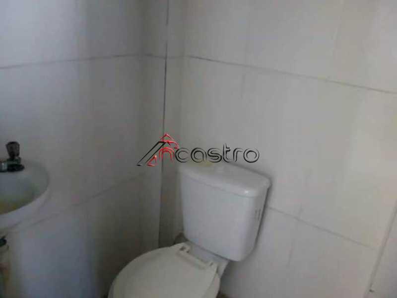 Ncastro05. - Apartamento à venda Estrada do Engenho da Pedra,Ramos, Rio de Janeiro - R$ 235.000 - 2173 - 23