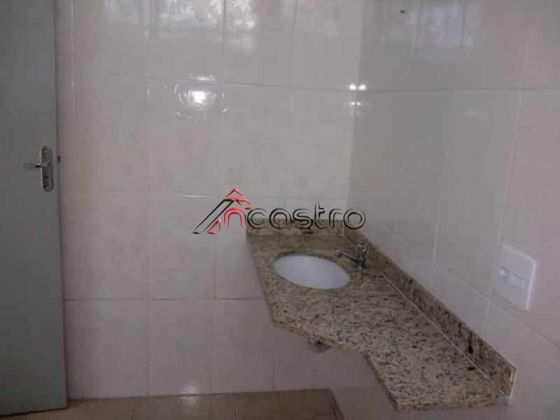 Ncastro09. - Apartamento à venda Estrada do Engenho da Pedra,Ramos, Rio de Janeiro - R$ 235.000 - 2173 - 21