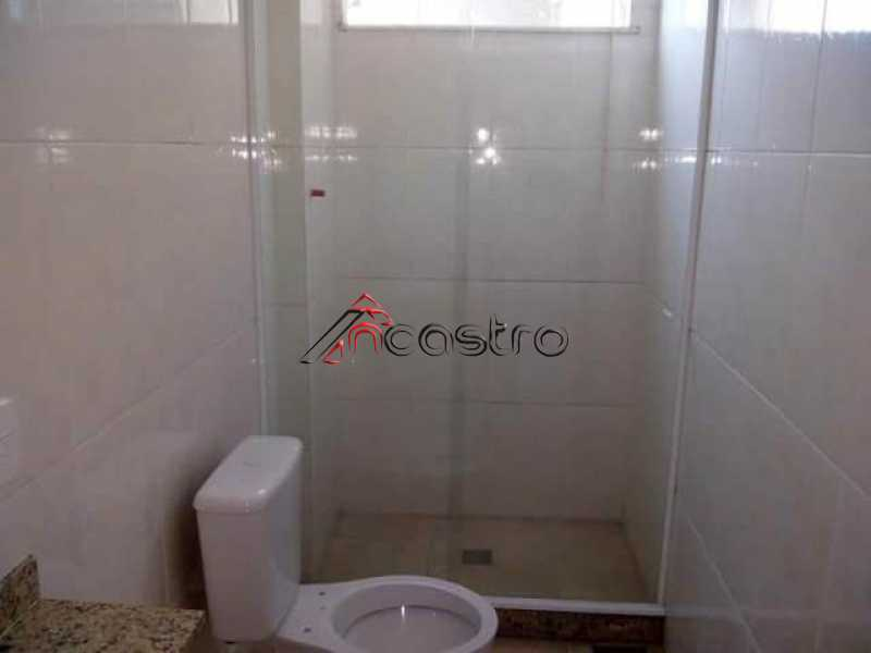 Ncastro14. - Apartamento à venda Estrada do Engenho da Pedra,Ramos, Rio de Janeiro - R$ 235.000 - 2173 - 25