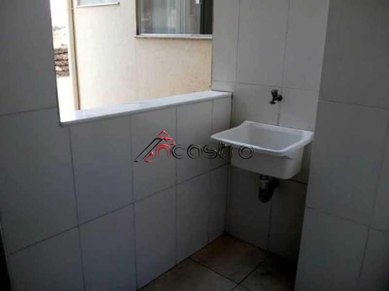 Ncastro11. - Apartamento à venda Estrada do Engenho da Pedra,Ramos, Rio de Janeiro - R$ 235.000 - 2173 - 27