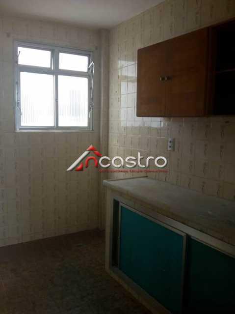 Ncastro 1. - Apartamento à venda Avenida Darcy Bitencourt Costa,Olaria, Rio de Janeiro - R$ 185.000 - 2183 - 6