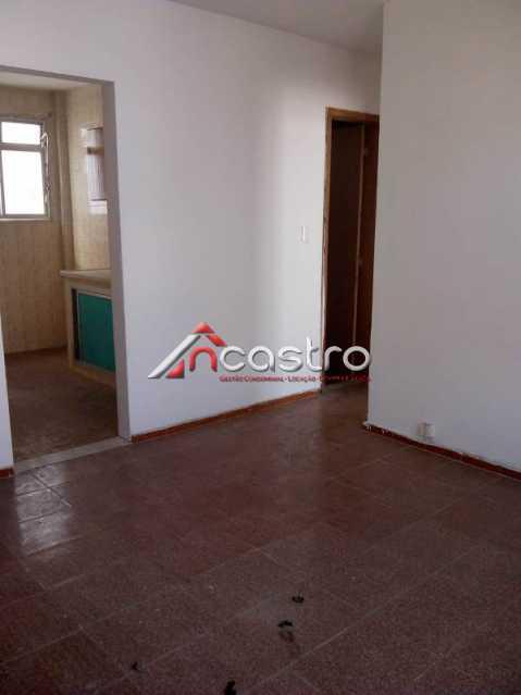 Ncastro 2. - Apartamento à venda Avenida Darcy Bitencourt Costa,Olaria, Rio de Janeiro - R$ 185.000 - 2183 - 1