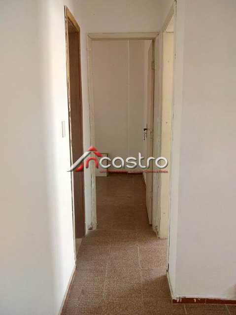 Ncastro 3. - Apartamento à venda Avenida Darcy Bitencourt Costa,Olaria, Rio de Janeiro - R$ 185.000 - 2183 - 4