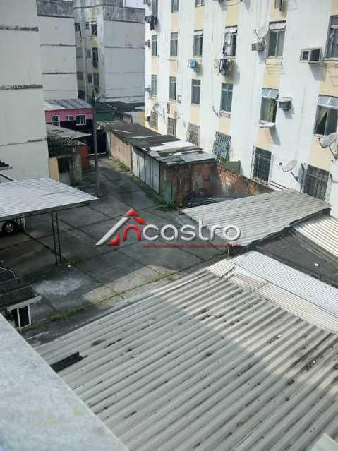 Ncastro 4. - Apartamento à venda Avenida Darcy Bitencourt Costa,Olaria, Rio de Janeiro - R$ 185.000 - 2183 - 5