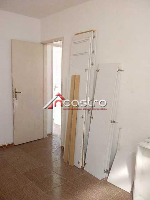 Ncastro 9. - Apartamento à venda Avenida Darcy Bitencourt Costa,Olaria, Rio de Janeiro - R$ 185.000 - 2183 - 12