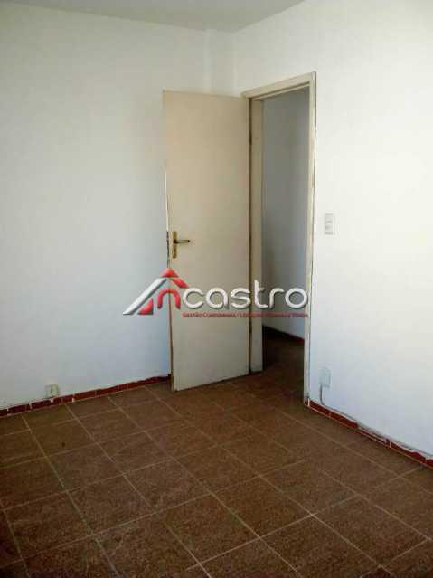 Ncastro 12. - Apartamento à venda Avenida Darcy Bitencourt Costa,Olaria, Rio de Janeiro - R$ 185.000 - 2183 - 15