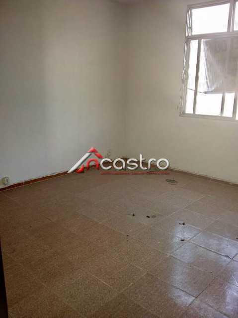 Ncastro 13. - Apartamento à venda Avenida Darcy Bitencourt Costa,Olaria, Rio de Janeiro - R$ 185.000 - 2183 - 3